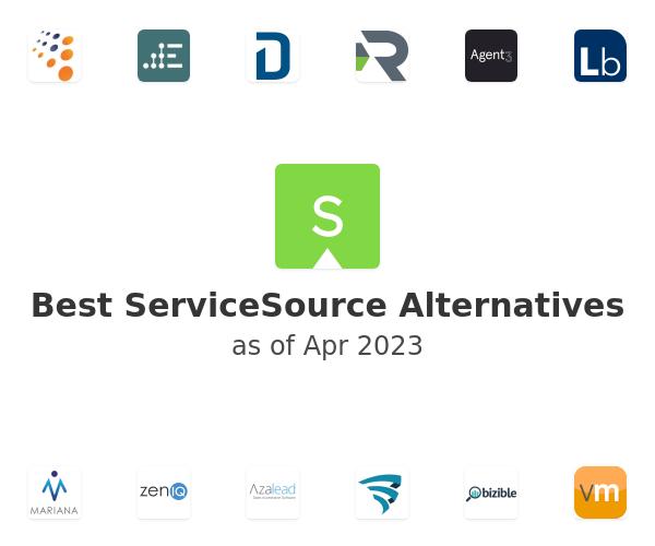 Best ServiceSource Alternatives
