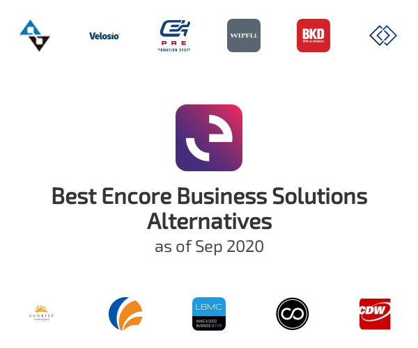 Best Encore Business Solutions Alternatives