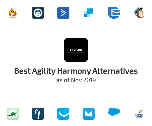 Best Agility Harmony Alternatives