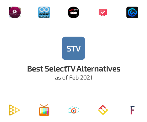 Best SelectTV Alternatives