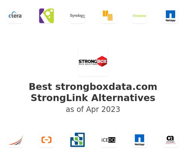 Best StrongLink Alternatives