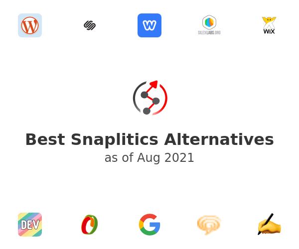 Best Snaplitics Alternatives