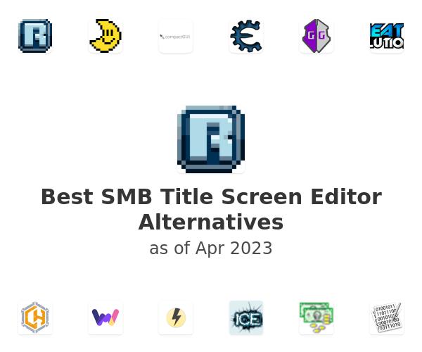 Best SMB Title Screen Editor Alternatives