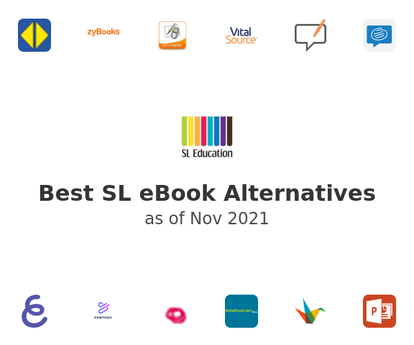 Best SL eBook Alternatives