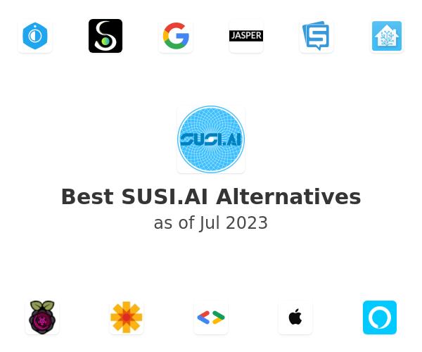 Best SUSI.AI Alternatives
