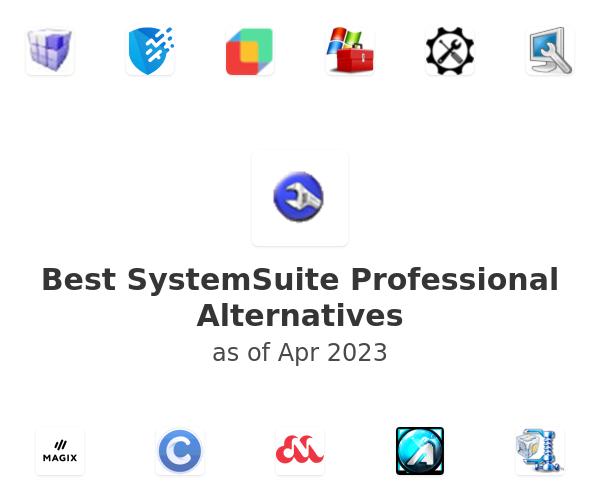Best SystemSuite Professional Alternatives