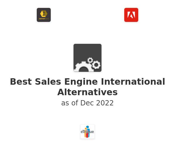 Best Sales Engine International Alternatives
