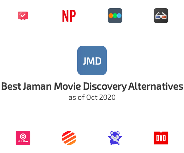 Best Jaman Movie Discovery Alternatives