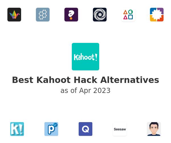 Best Kahoot Hack Alternatives