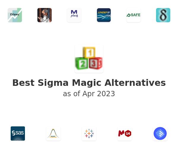 Best Sigma Magic Alternatives