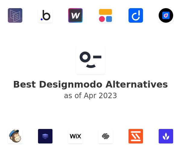 Best Designmodo Alternatives