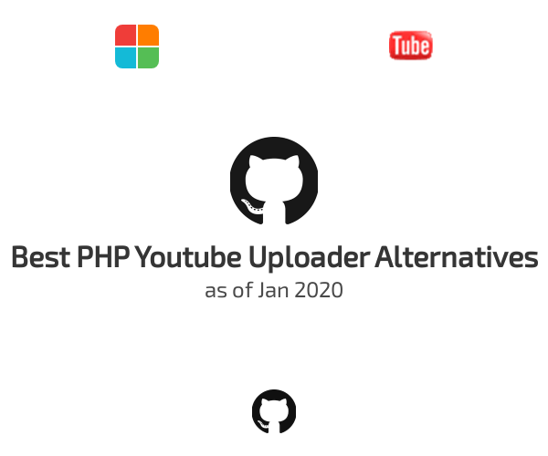 Best PHP Youtube Uploader Alternatives