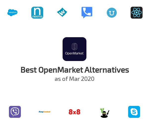 Best OpenMarket Alternatives
