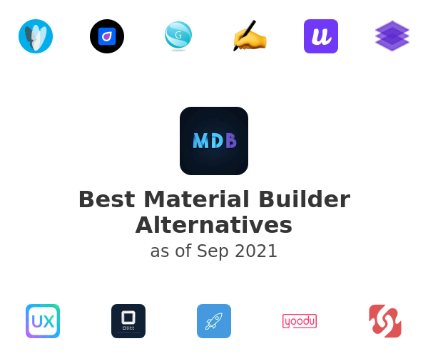 Best Material Builder Alternatives