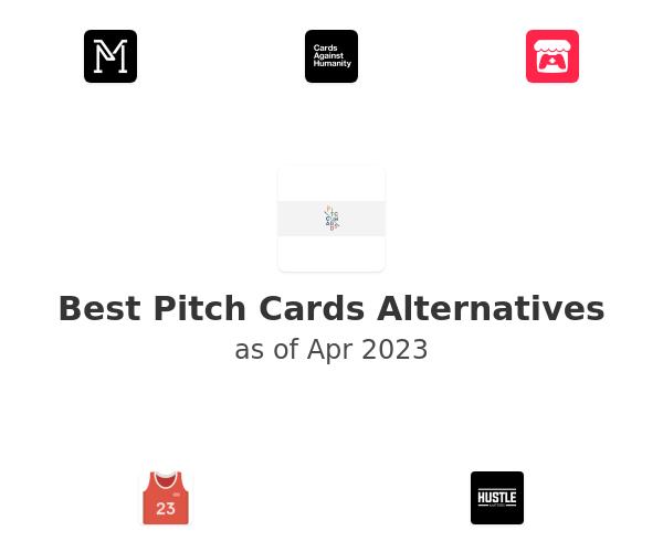 Best Pitch Cards Alternatives