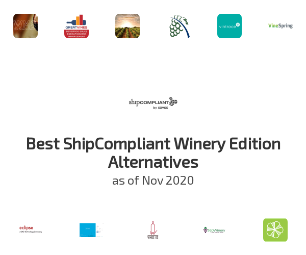 Best ShipCompliant Winery Edition Alternatives