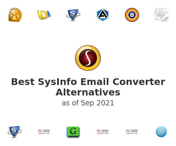 Best SysInfo Email Converter Alternatives