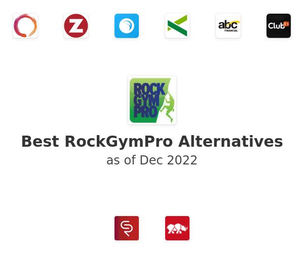 Best RockGymPro Alternatives