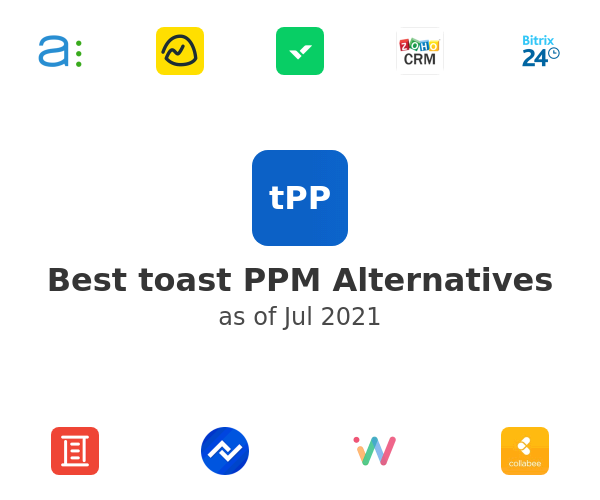 Best toast PPM Alternatives