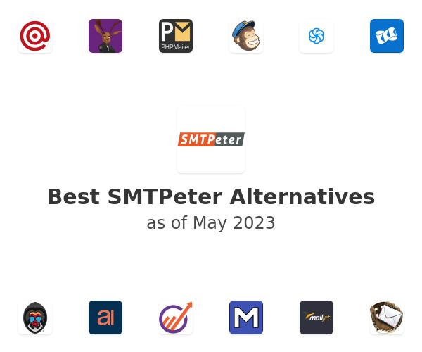 Best SMTPeter Alternatives