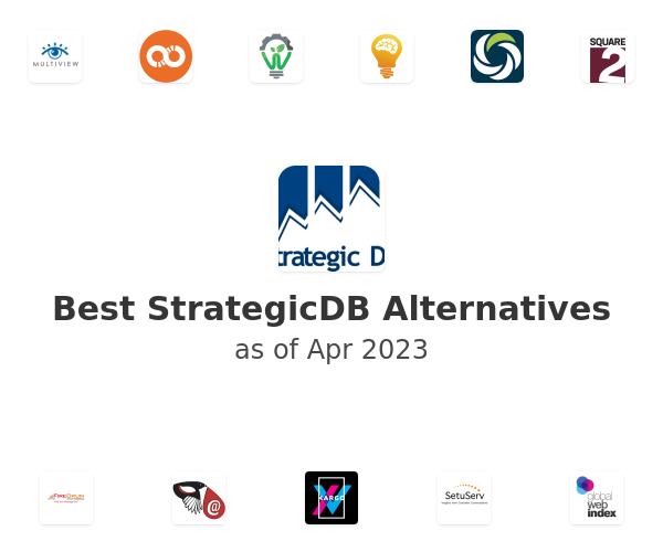 Best StrategicDB Alternatives