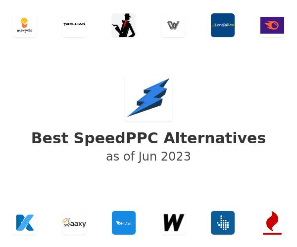 Best SpeedPPC Alternatives