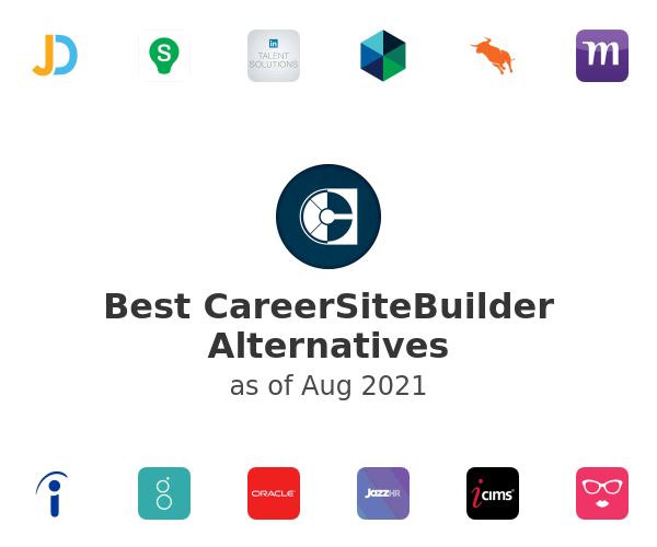 Best CareerSiteBuilder Alternatives