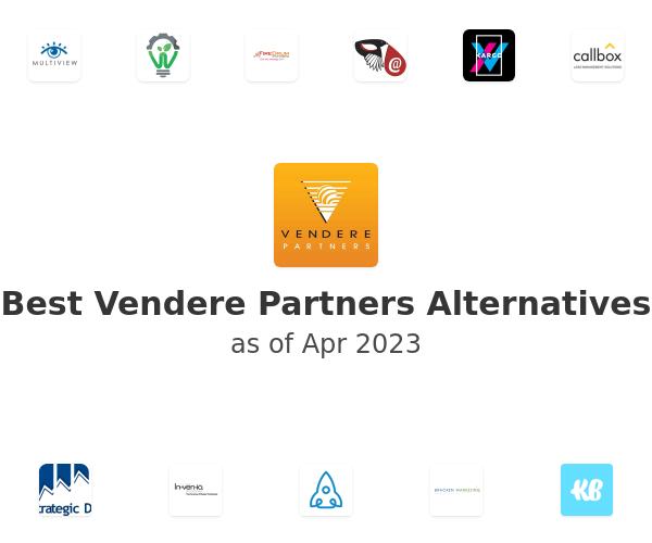 Best Vendere Partners Alternatives