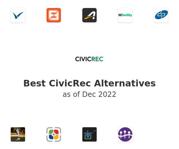 Best CivicRec Alternatives