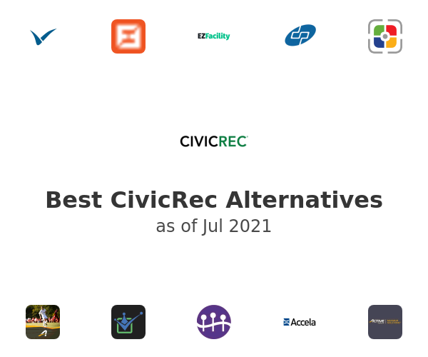 Best CivicRec Alternatives