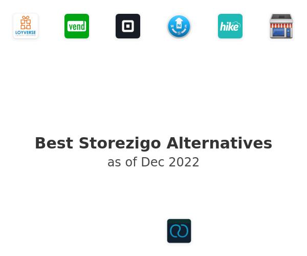 Best Storezigo Alternatives