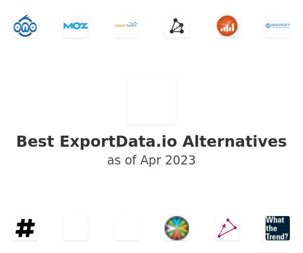 Best ExportData.io Alternatives