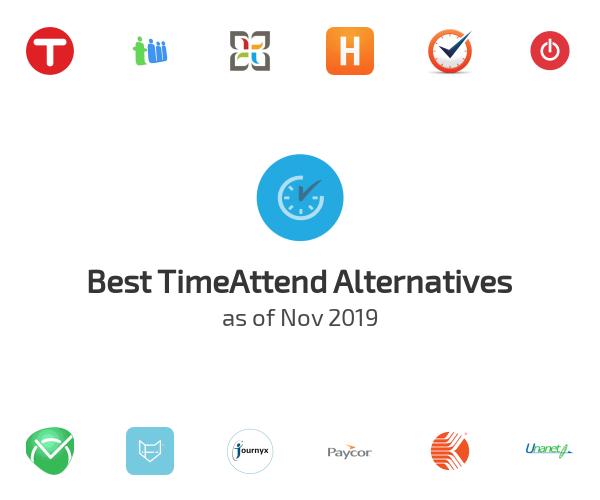 Best TimeAttend Alternatives