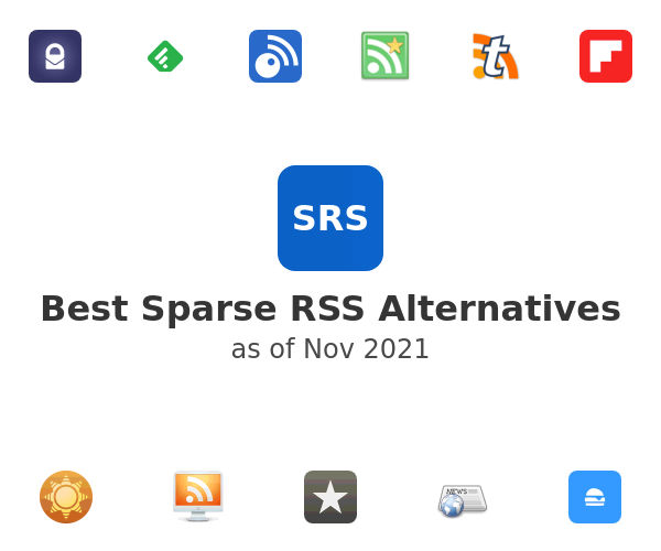 Best Sparse RSS Alternatives