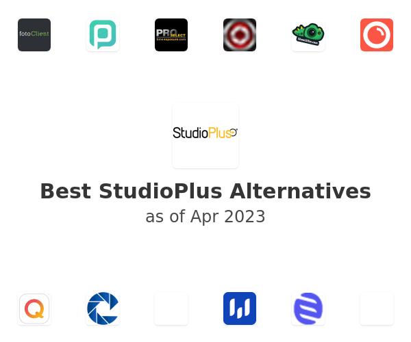 Best StudioPlus Alternatives