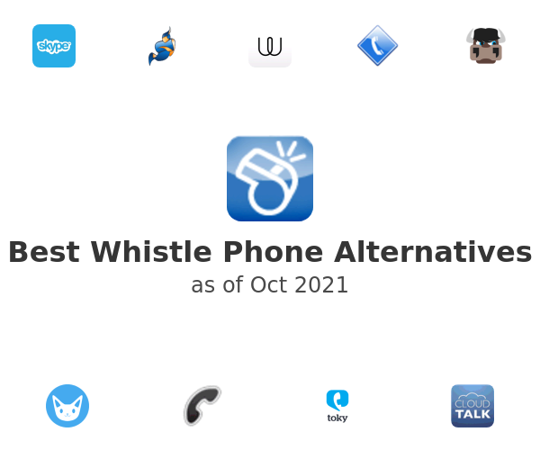 Best Whistle Phone Alternatives