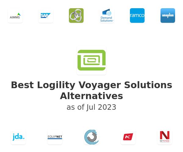 Best Logility Voyager Solutions Alternatives