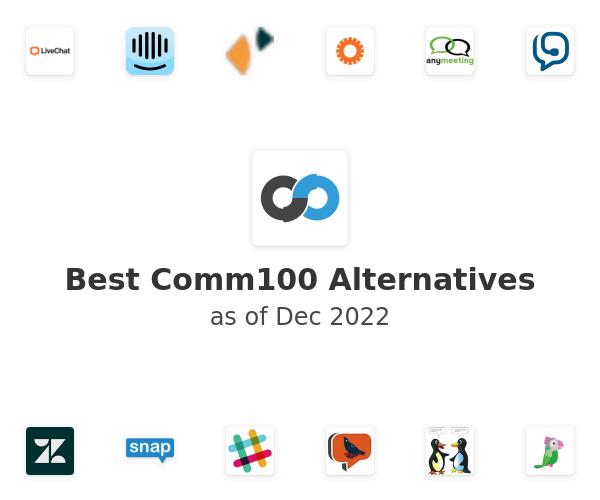 Best Comm100 Alternatives