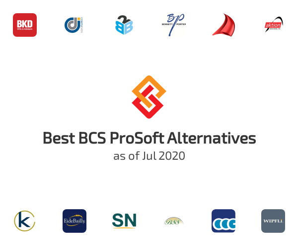 Best BCS ProSoft Alternatives