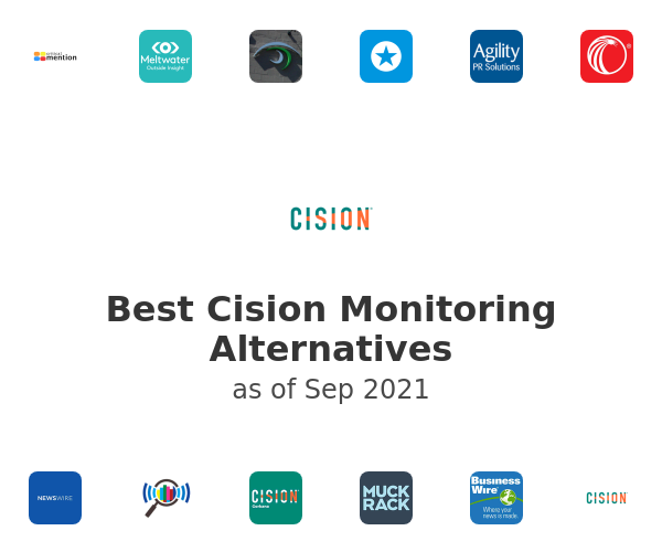 Best Cision Monitoring Alternatives