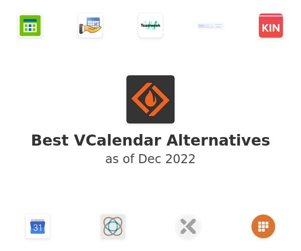 Best VCalendar Alternatives