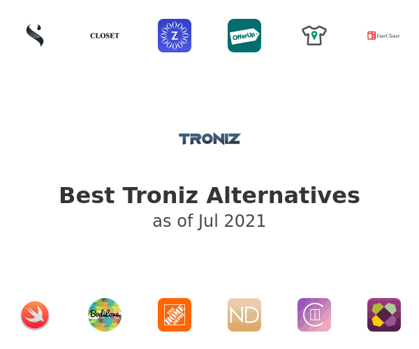 Best Troniz Alternatives