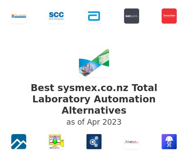 Best Total Laboratory Automation Alternatives