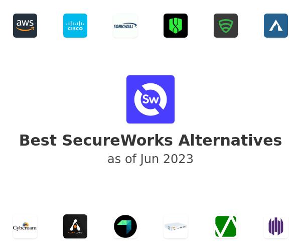 Best SecureWorks Alternatives