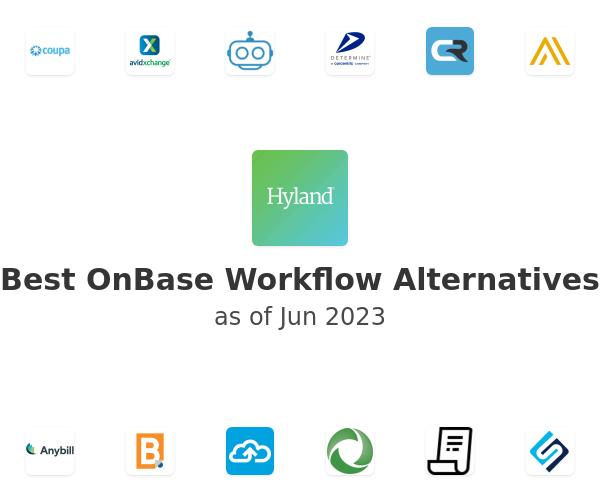 Best OnBase Workflow Alternatives