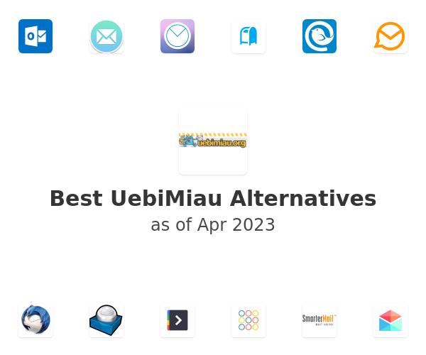Best UebiMiau Alternatives