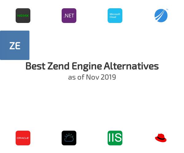Best Zend Engine Alternatives