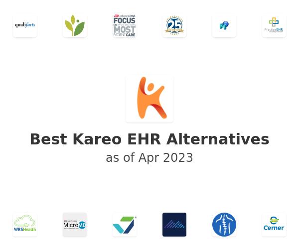 Best Kareo EHR Alternatives