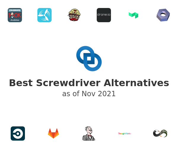 Best Screwdriver Alternatives