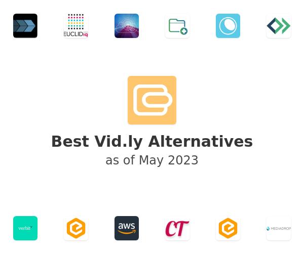 Best Vid.ly Alternatives